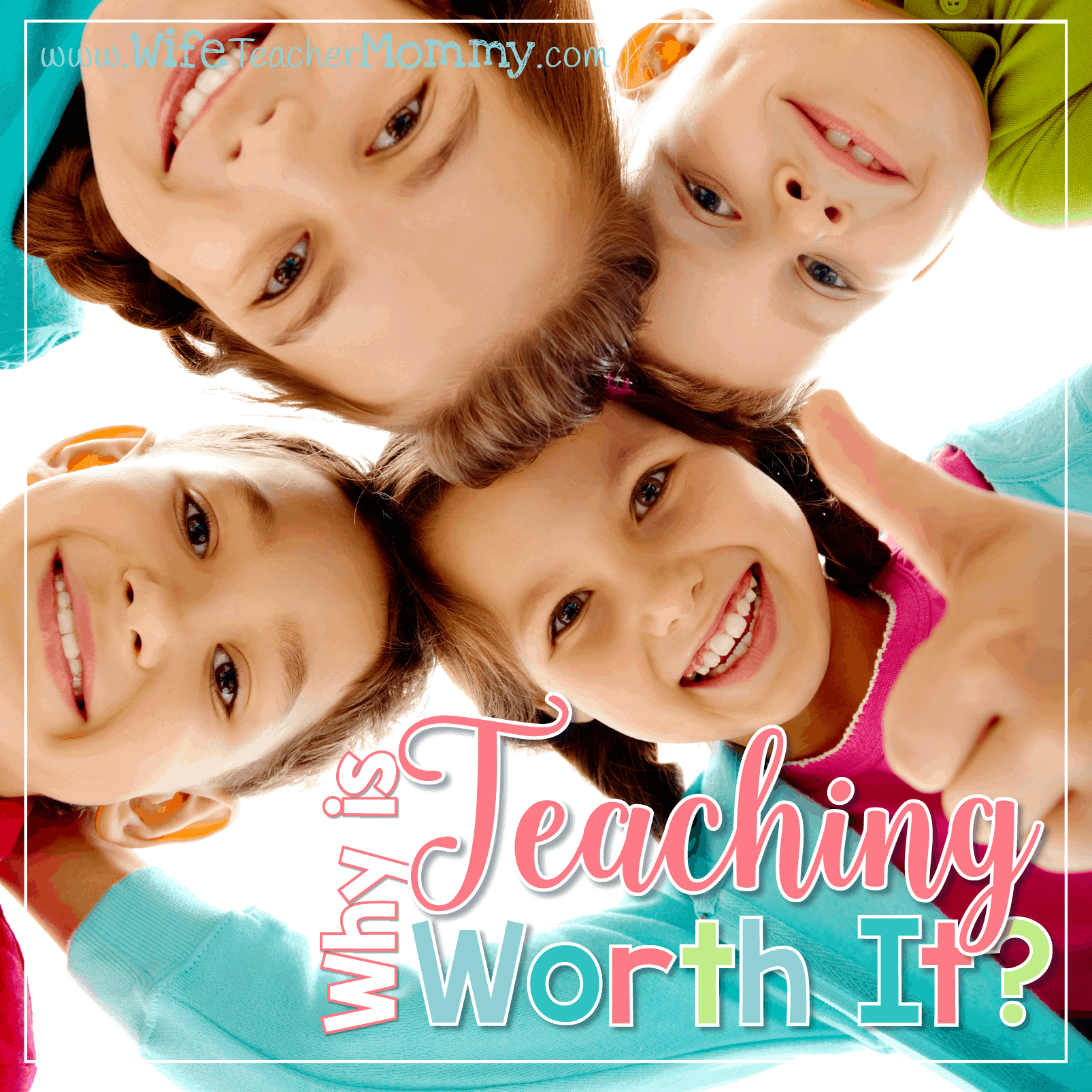 Why is teaching worth it? Our readers weighed in!
