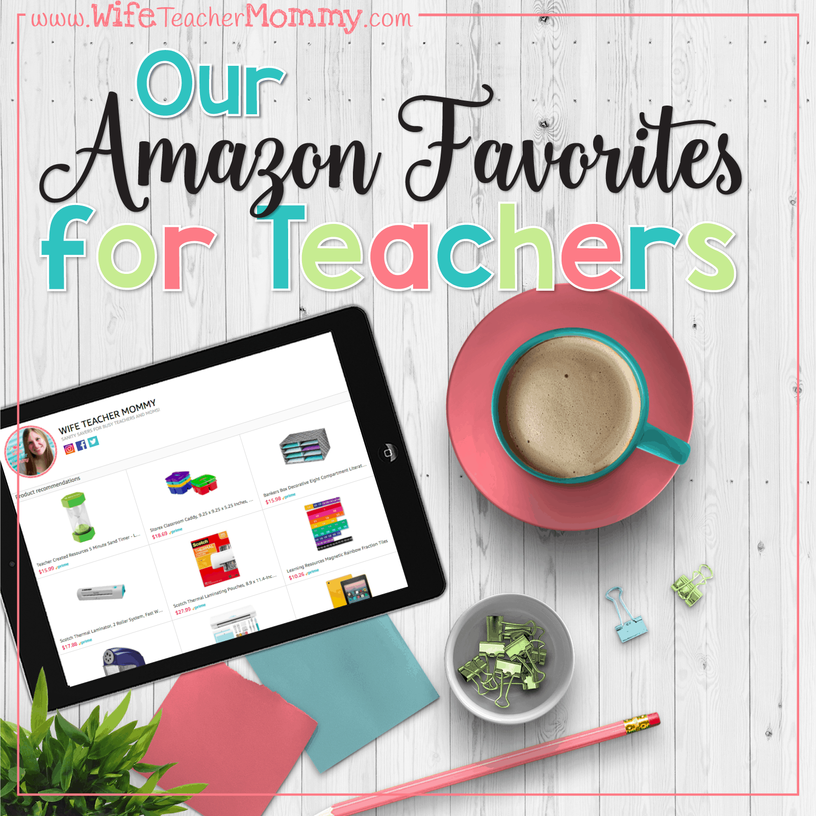 classroom management items on amazon