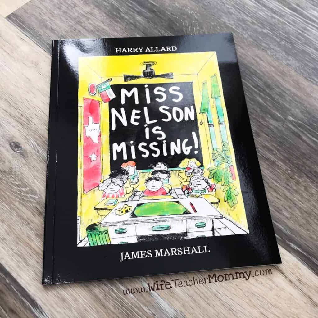 Miss Nelson Is Missing Book Review