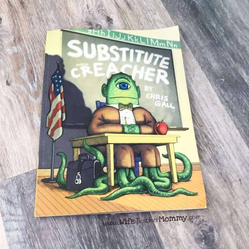 Substitute Creacher Book Review