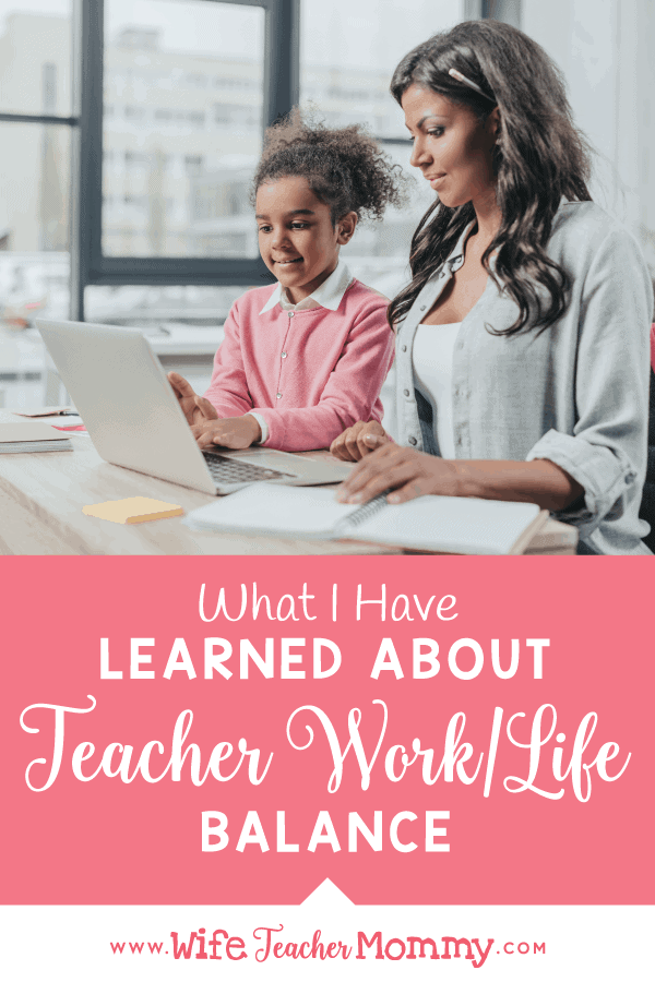 This teacher blog goes over what I have learned about teacher work/life balance and how these tips can help you avoid teacher burnout. These stress reducing techniques will help you manage your time and your classroom procedures so you can practice teacher self care. In this teaching article, you will learn how to set time limits, tips for grading papers, how to avoid context switching, and to not compare yourself to other teachers. Free sub plans also included for teacher work/life balance!