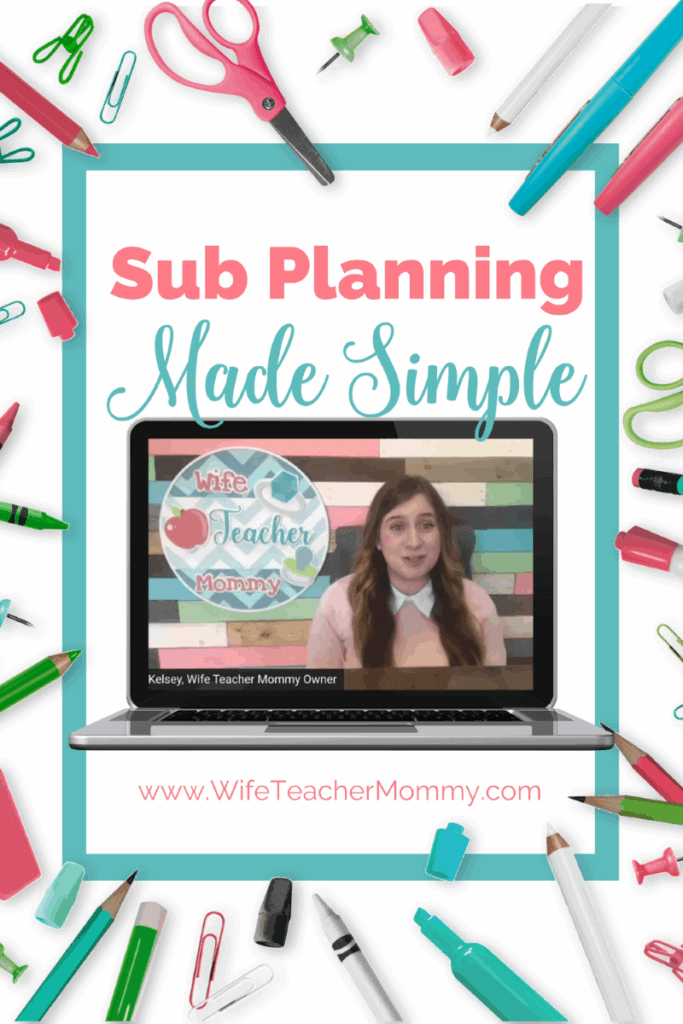 Learn how to make your sub planning simple with this free training.
