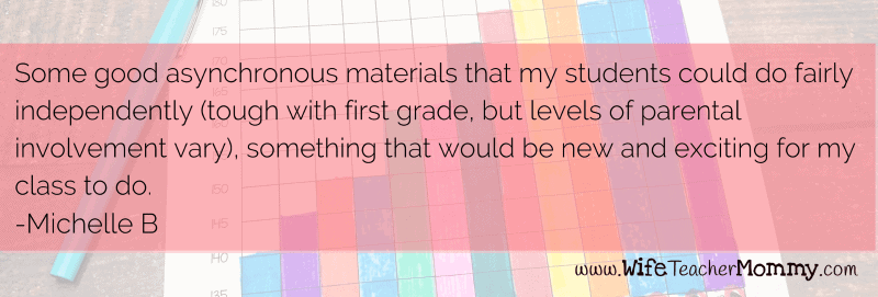 Tips from teacher about preparing for a virtual substitute